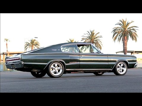 1966 Dodge Charger 383 Youtube