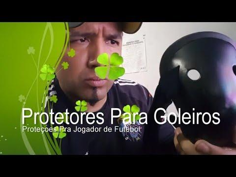 Equipamentos de Proteção Pra Goleiro campo, Futsal e Society, coquilha, caneleira Neymar, atadura