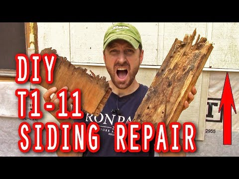 how-to-repair-damaged-t1-11-wood-siding-on-a-house!-tips-for-structural-repair-and-a-great-finish.
