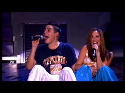 Hear'say Live 2001 Concert DVD