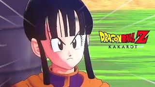 Chi-Chi Angry on Goku Dragon Ball Z Kakarot