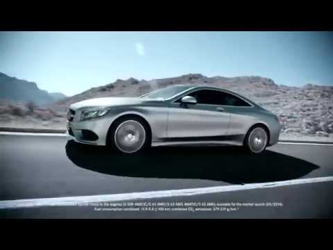 Mercedes-Benz 2015 S-Class Coupé Presentation HD Film