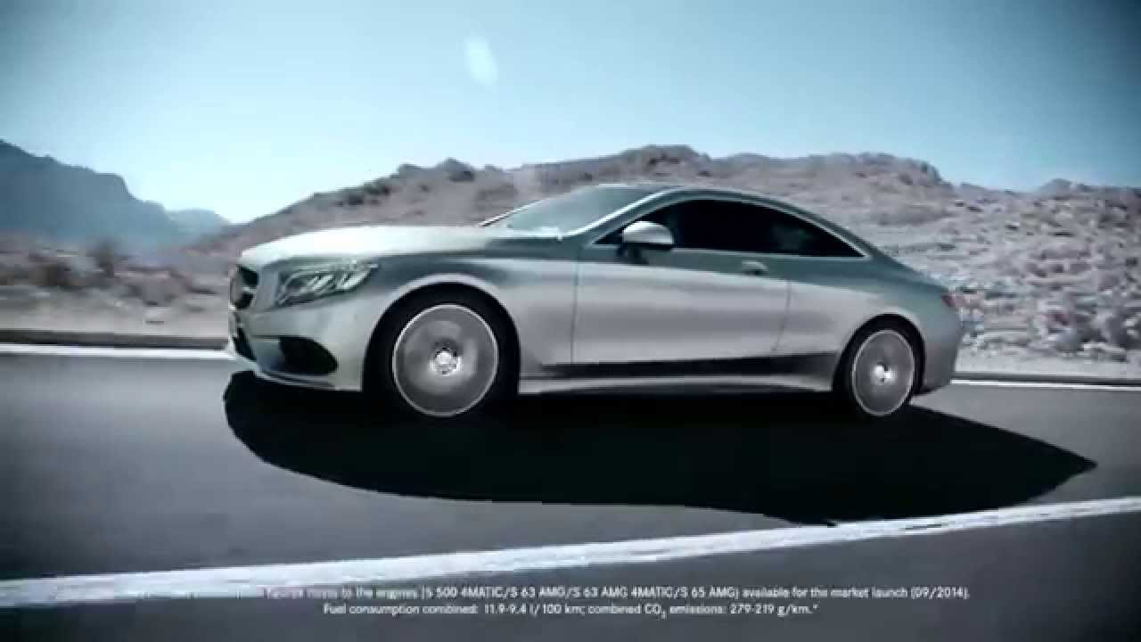 mercedes-benz 2015 s-class coupé presentation hd film - youtube