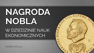 Nagroda Nobla w dziedzinie nauk ekonomicznych | Ekonomiczny Nobel