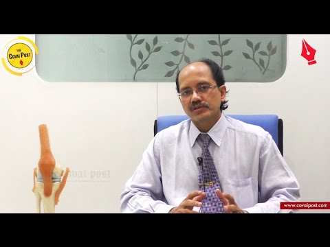 Dr BRJ Sathish Kumar, Chief Orthopedic Surgeon, BRJ Ortho Centre speaks to  Covai Post