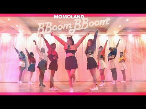 MOMOLAND (모모랜드) _ BBoom BBoom (뿜뿜) Dance Cover by RISIN'CREW from France