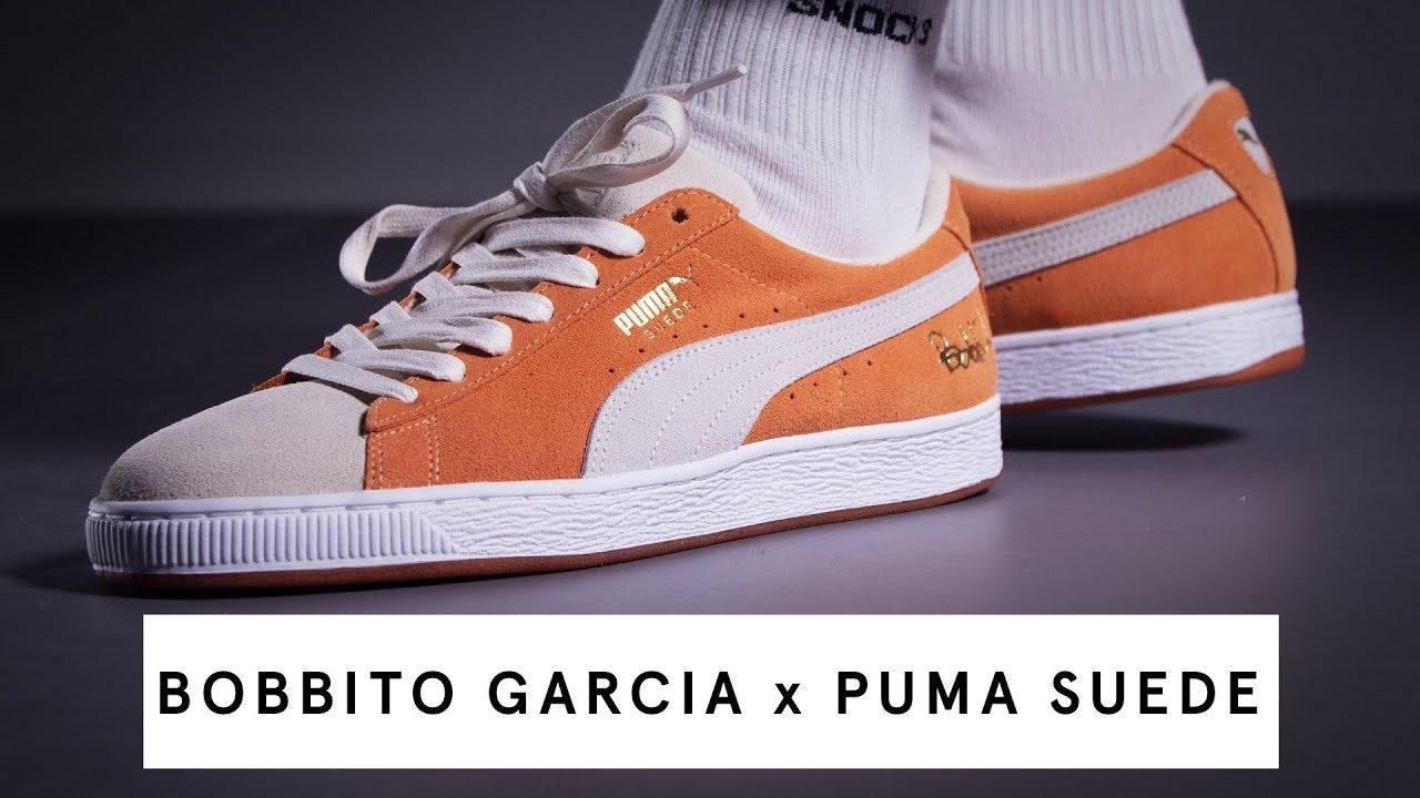 b4724e70c76 Bobbito Garcia x Puma Suede 50 | Review