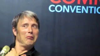 "Mads Mikkelsen taught you how to say ""I love you"" in Danish"