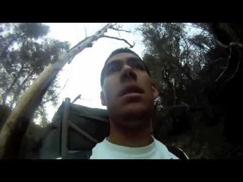 Solo Backpacking in Angeles National Forest