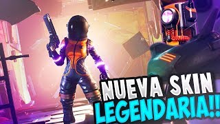 NEW LEGENDARY SKIN & FINAL MISILACO!! | FORTNITE: Battle Royale ? Rubinho vlc