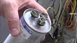 Ac Fan Compressor Not Working How To Test Repair Broken Hvac Run Start