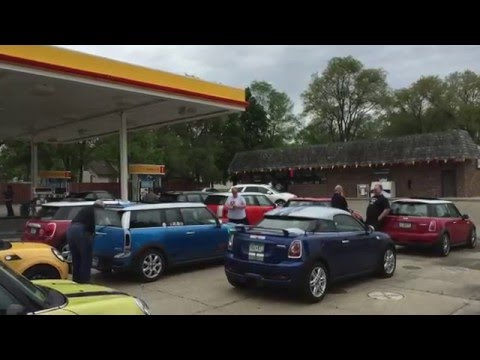 This is how we drive (MINI Cooper Club Video)