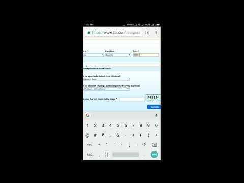 SBI- HOW TO KNOW YOUR NEW IFSC CODE
