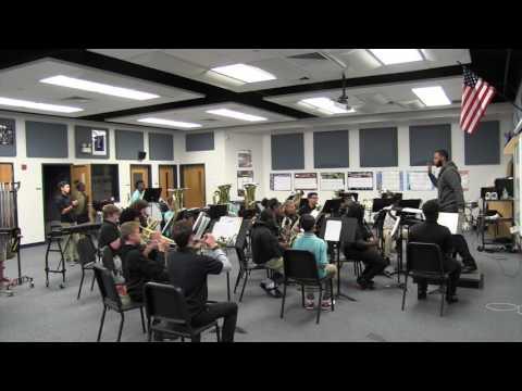 Advance March and Sea Song Trilogy- JSA Symphonic Band