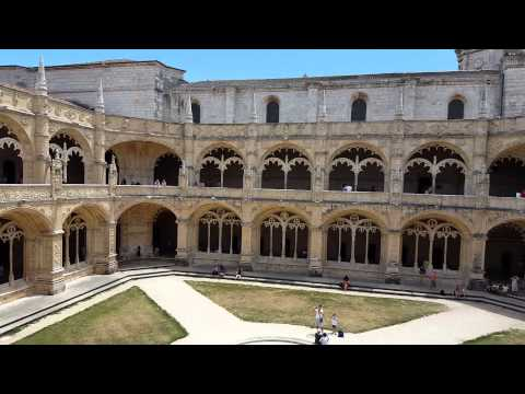 Travel to Lisbon, Portugal - Jerónimos Monastery 1