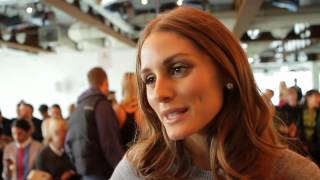 Olivia Palermo Interview at London Fashion Week I GRAZIA