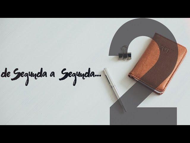 DE SEGUNDA A SEGUNDA - 2 de 4 - Conviver