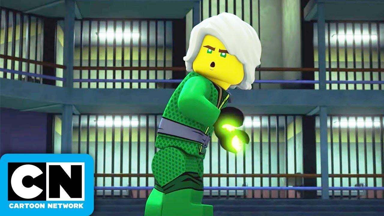Ninjago Lloyd And Lord Garmadon S Epic Battle Cartoon Network
