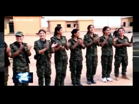 Women in Extreme Islamic State 2016 Documentary