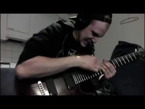 The Berzerker - Forever guitar cover.