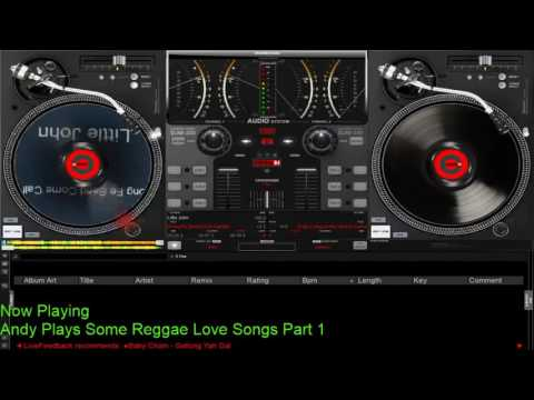 Andy Plays Some Reggae Love Songs Part 1