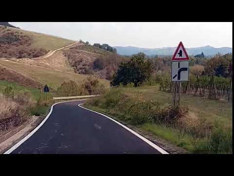 Brace - Buongiorno (sui colli imolesi verso Borgo Rivola)