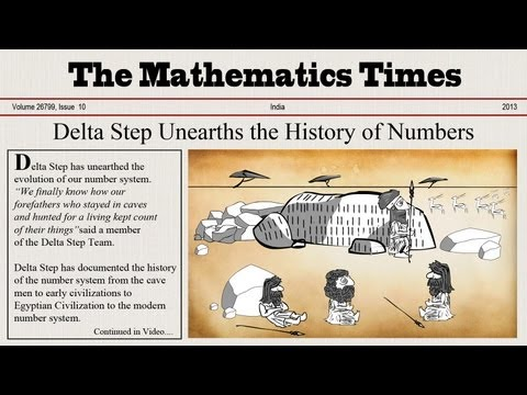 History of Number System