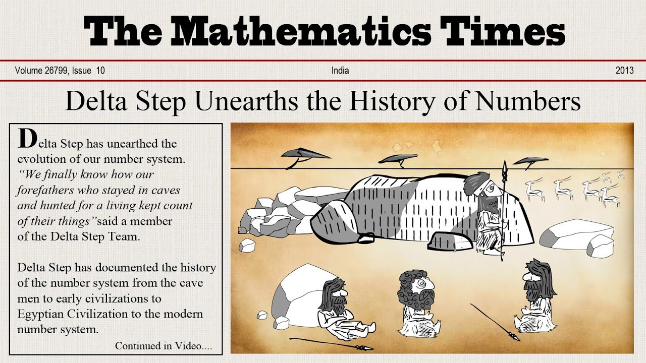 History Of Number System Youtube
