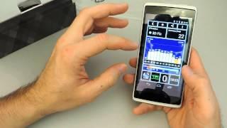 Обзор Acer Liquid Z500. Битые пиксели.