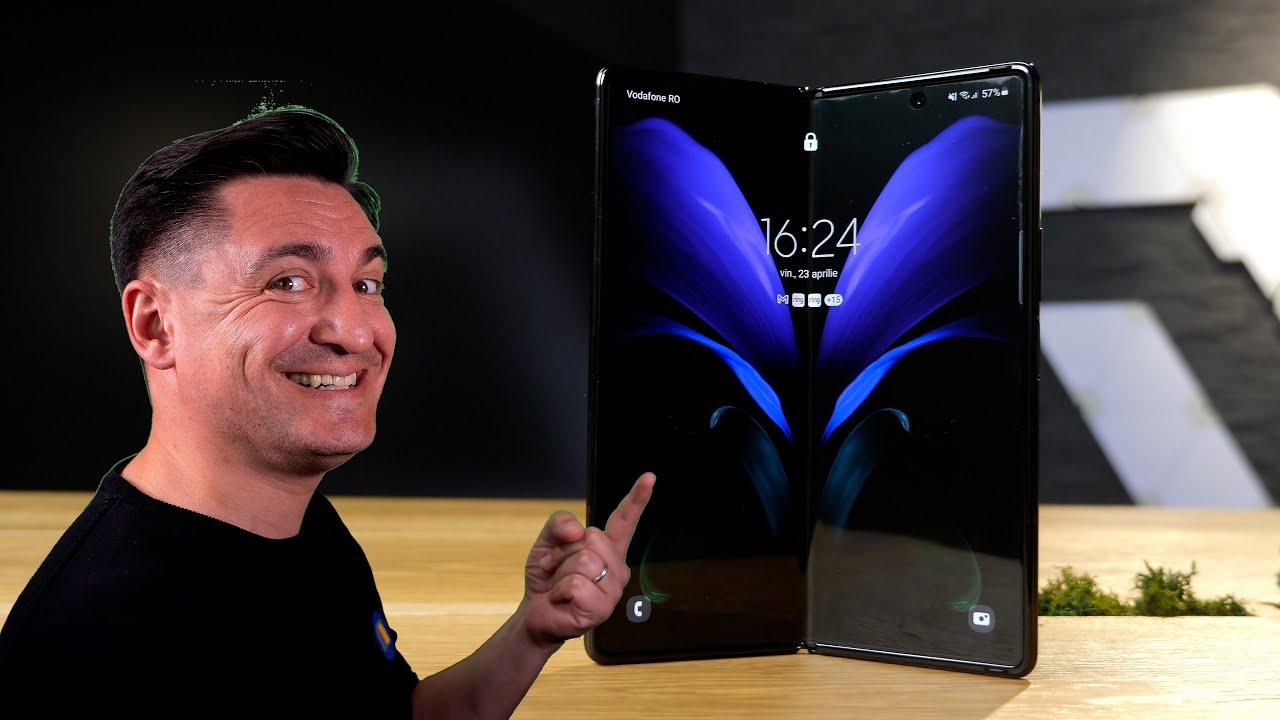 Galaxy Z Fold 2 După o Lună - Cu bune și cu rele