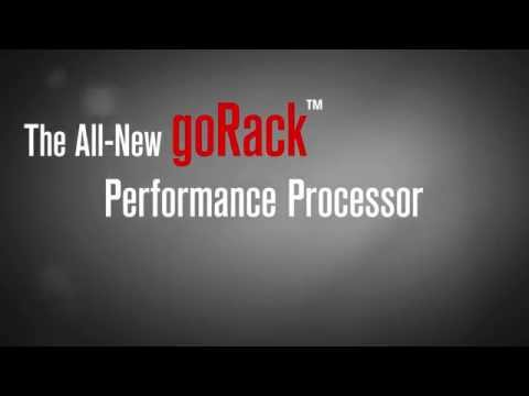 Introducing the dbx goRack Performance Processor!