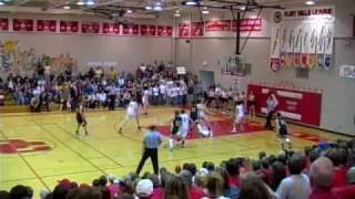 Council Grove 2009 Boys Basketball Sub-State Highlights