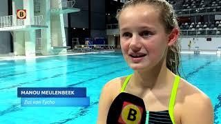 Schoonspringer Tycho (15) weet het al heel lang: 'Ik ga naar de Olympische Spelen'