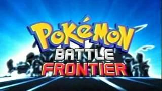Pokemon Battle Frontier opening (english;full song)
