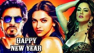 Sunny Leone's HOT ITEM SONG in Shahrukh Khan's Happy New Year