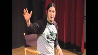 Arts & Entertainment Industry Forum: Phil Anselmo