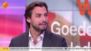 Thierry Baudet pakt collega's aan met 'Ich habe es gewusst'-tweet over asielbeleid