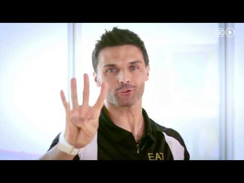 El reto de los 4 minutos: Cómo mantenerte en forma durante el verano  ICON