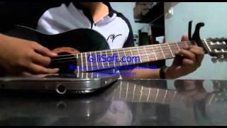 Ngôi sao lẻ loi - guitar cover