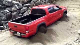 2016 Toyota Tacoma - Demonstrating Crawl Control thumbnail