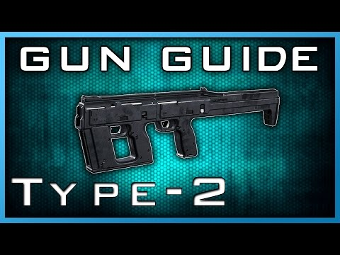 Best Type-2 Variant! | Infinite Warfare Gun Guide #5 (Detailed Weapon Stats & Review)