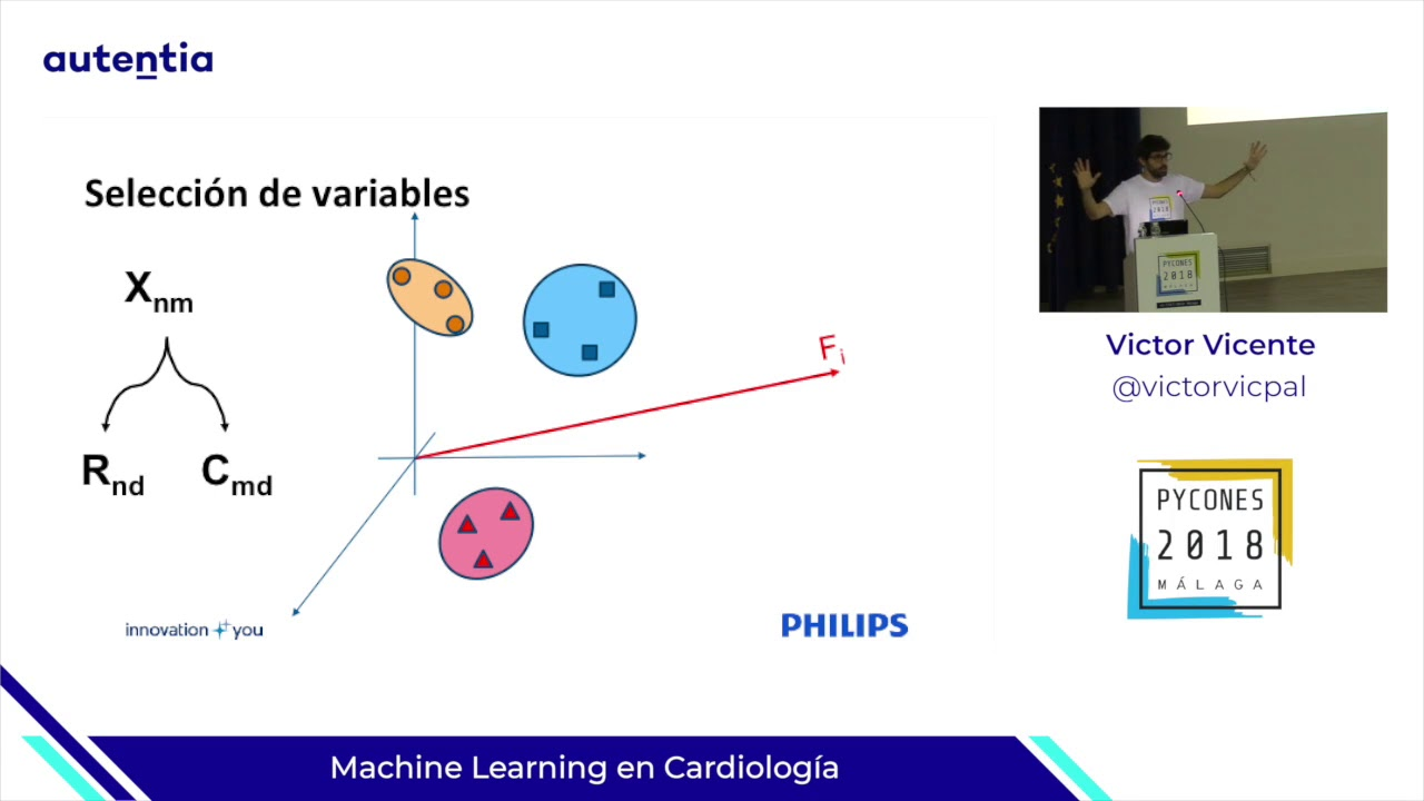 Image from Machine Learning en Cardiología