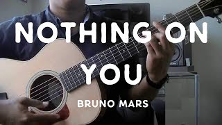 """Nothing on You"" by Bruno Mars - Guitar Tutorial"