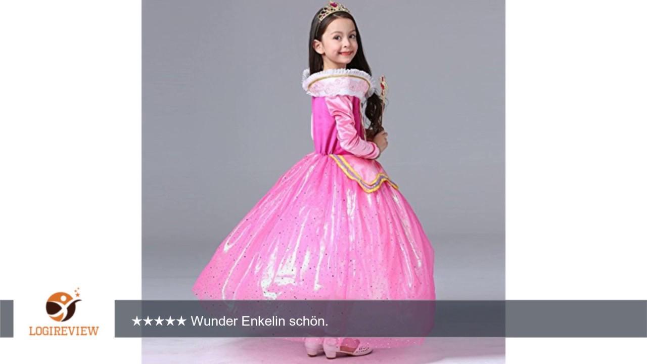 Katara 1742 - Märchen Prinzessin Kostüm-Kleid für Mädchen inspiriert ...