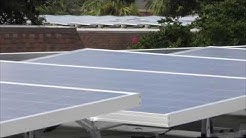 570 kW solar system in Jacksonville, FL