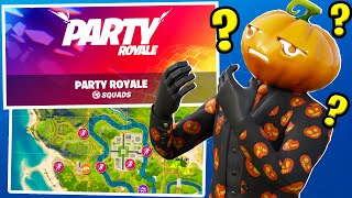 WHAT IS FORTNITE PARTY ROYALE..?