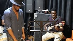 ALIKIBA 's rehearsal for the All Star Music Festival in Toronto!!