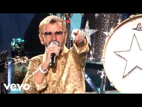 Ringo Starr & His All Starr Band - With A Litt