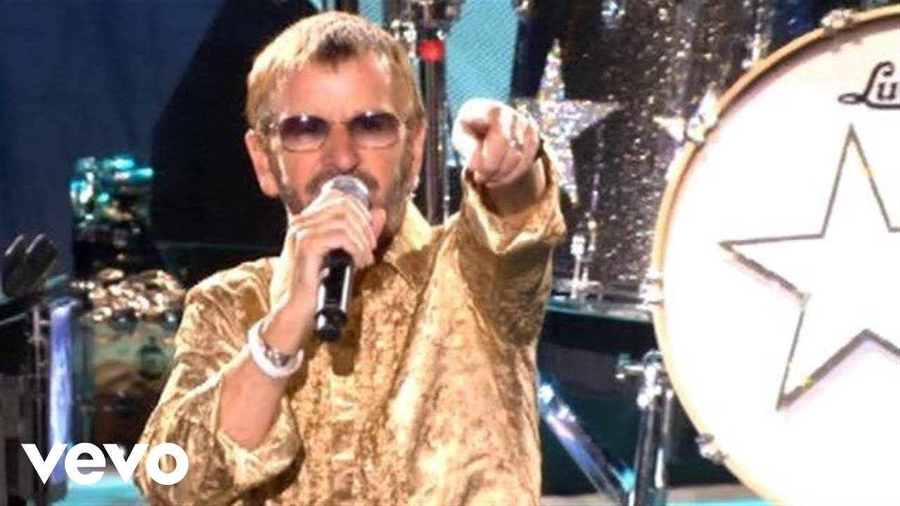 ringo starr his all starr band with a little help from my friends live at the greek youtube. Black Bedroom Furniture Sets. Home Design Ideas