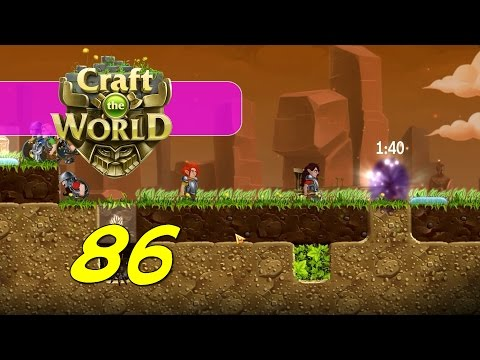 Craft The World - Let's Play Ep 86 - GROWING WHEAT